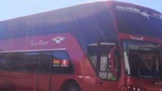 Puno: asaltan a pasajeros en bus interprovincial