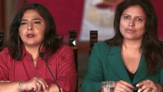 """Excluyen a Ana Jara y Carmen Omonte de caso """"pañales"""""""
