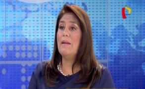 """Muñoz: """"Nadine Heredia como primera dama no tiene protección constitucional ni legal"""""""