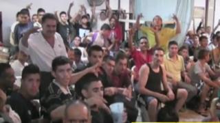 Autoridades rescatan 271 personas hacinadas en centro de rehabilitación de México