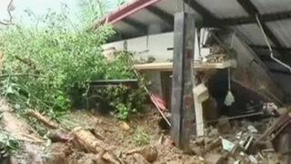 Sri Lanka: lluvias torrenciales destruyen cientos de viviendas