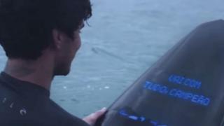 Compañía Samsung desarrolla tabla de surf inteligente