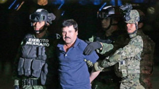 Joaquín 'El Chapo' Guzmán sería extraditado en 2017