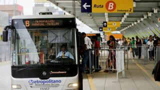 Metropolitano: anuncian construcción de nueva estación en Vía Expresa