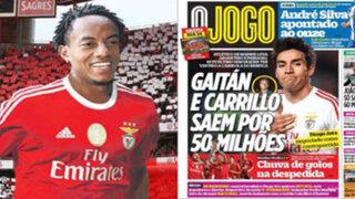 ¿André Carrillo está cerca de fichar por el Atlético de Madrid?