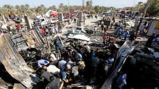 Irak: al menos 5 muertos y 22 heridos deja atentado de Estado Islámico