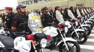 Policía refuerza seguridad en Universidades Cayetano Heredia y UNI