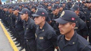 Más de mil policías resguardarán debate presidencial en Piura