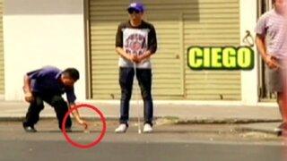 ¿Cómo reaccionan los peruanos cuando se encuentran dinero en la calle?