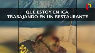 Rescatan a tres menores que eran explotadas sexualmente en Arequipa