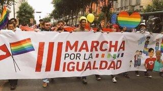 Así se realizó la multitudinaria Marcha por la Igualdad