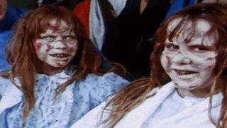 FOTOS: 30 imágenes inéditas de los detrás de cámaras de las más terroríficas películas