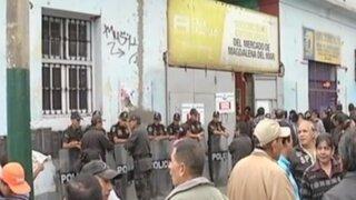 Clausuran mercado de Magdalena por falta de seguridad
