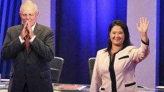 Keiko Fujimori o PPK: ¿Quién ganó el debate presidencial?