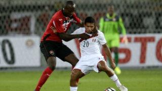 Bloque Deportivo: Perú goleó 4-0 a Trinidad y Tobago en el Estadio Nacional