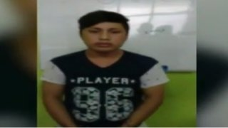 Chimbote: capturan a presunto sicario 'Farruco'