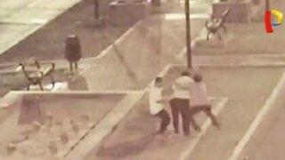 Constantes asaltos se registran en paraderos de Vía Evitamiento