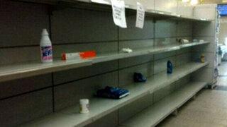 Se agudiza escasez de productos básicos en Venezuela