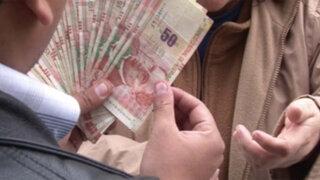Cuidado con los prestamistas: recomiendan acudir a entidades del sistema financiero formal