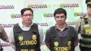 San Borja: caen sujetos por cobrar dinero de Tinka con tickets falsos