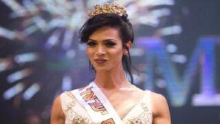 Conozca a la primera reina de belleza transexual de Israel