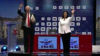 Debate presidencial: especialistas analizan participación de candidatos