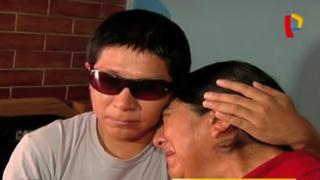 Santa Anita: roban 15 mil soles a madre de joven invidente