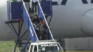 Tumbes: pasajero muere dentro de avión