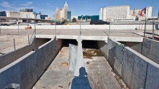 Este túnel en Las Vegas esconde una de las historias más tristes que podrás conocer