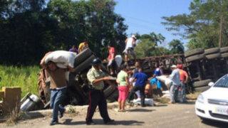 Polémica en Venezuela por bolsa de alimentos repartida por el gobierno