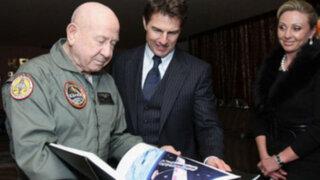 Tom Cruise pagó 170 mil euros para poder viajar al espacio