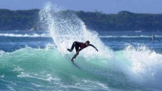 FOTOS: tiburón arranca pierna a surfista en Australia