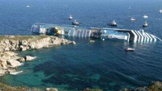 Justicia italiana confirmó condena de 16 años contra capitán del Costa Concordia