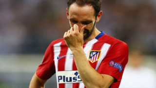 Atlético de Madrid: Juanfran escribe emotiva carta tras fallar penal