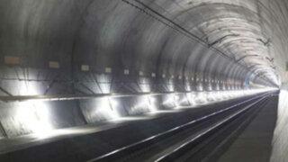 Suiza: inauguran el túnel más largo y profundo del mundo