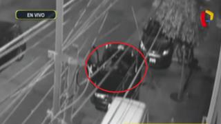 Surquillo: capturan a falso taxista que intentó asaltar a pasajera