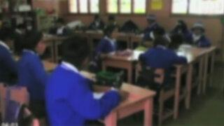 Minedu: medidas para denunciar y separar a docentes violadores