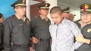 VMT: capturan a sujeto que utilizaba granada para asaltar a pasajeros