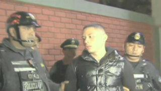Familia de joven detenido denunciará a la policía