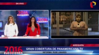 Elecciones 2016: así se desarrolla la jornada electoral en diferentes ciudades del Perú