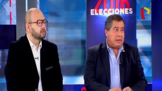 """Aníbal Quiroga: """"Distancia entre primera y segunda vuelta complicó campaña"""""""