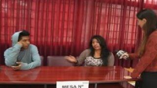 Se reportaron problemas para instalar mesas de votación en la UNI