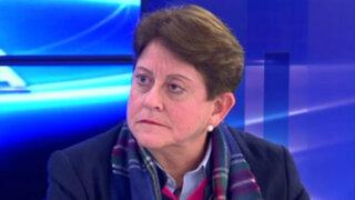 """Lourdes Alcorta: """"Ha habido heridas muy profundas y agresiones muy fuertes"""""""