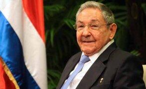 Raúl Castro asegura que Cuba nunca será parte de la OEA