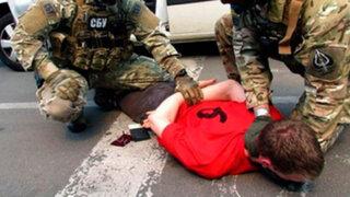 Ucrania: detienen a francés que planeaba atentados durante la Eurocopa