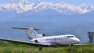 FOTOS: aerolínea sorprende a sus clientes con un espectacular regalo