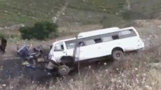 Fatal accidente dejó ocho muertos en Trujillo