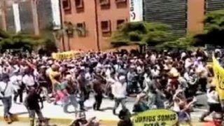 Venezuela: ciudadanos protestan en medio de la crisis
