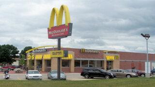 Intentaron robar un local de McDonalds pero nunca imaginaron quiénes estaban adentro