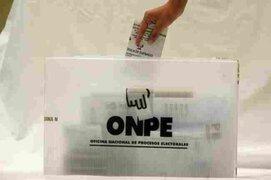 Carrera a la presidencia: ONPE revela que ya ha vendido 134 kits electorales